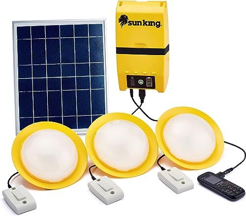 Greenlight Planet Sun King Home 120 - Greenlight Planet