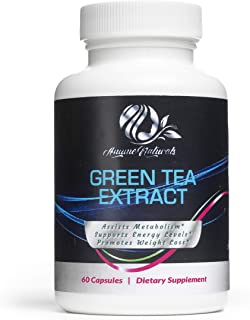 All-Natural Green Tea Extract