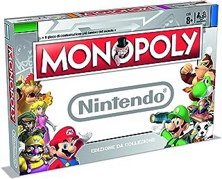 Monopoly Nintendo Juego en Caja, 232749: Amazon.es: Juguetes y juegos