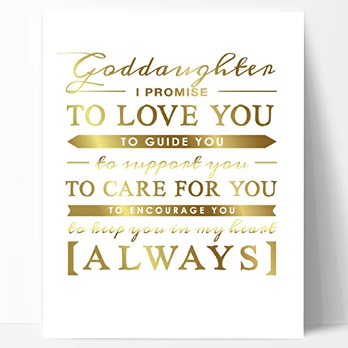 Goddaughter Quotes | Goddaughter Baptism Gifts Amazon Com