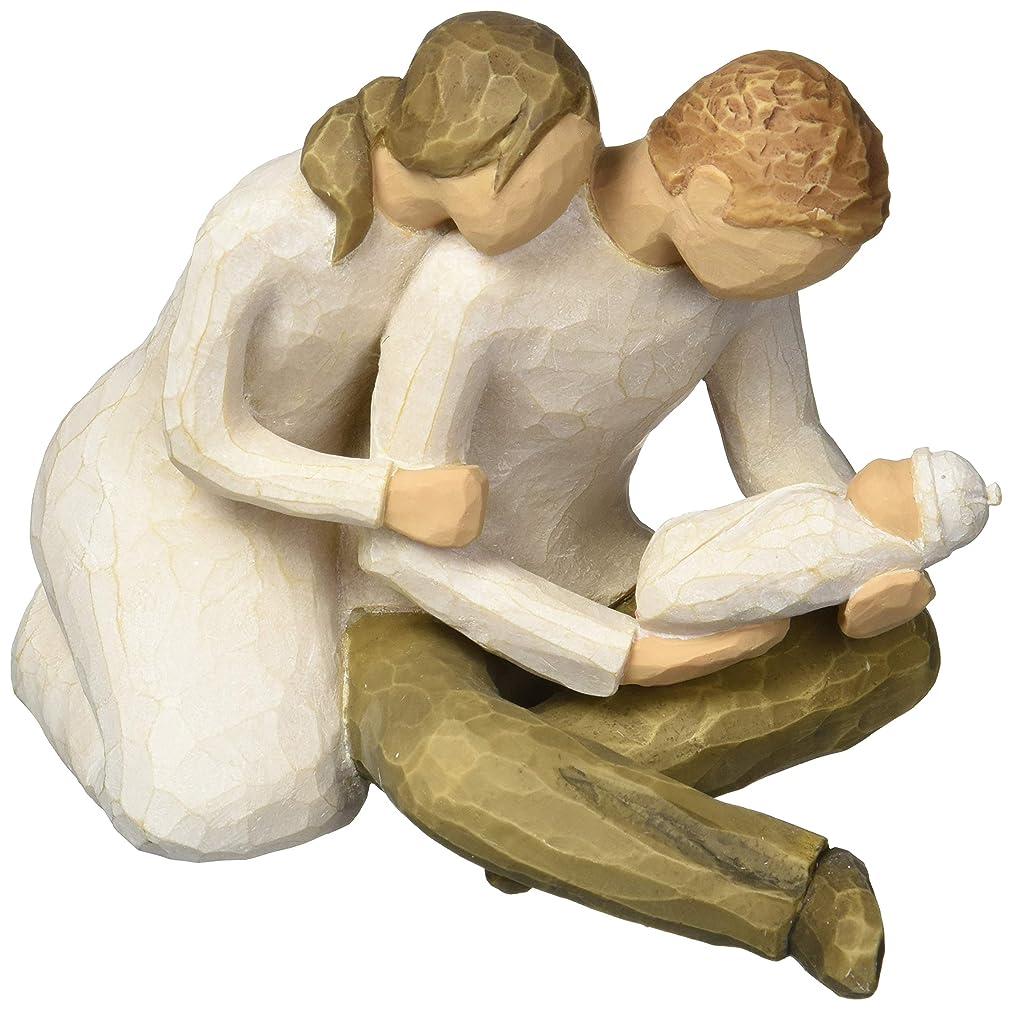 割り当てます変装辛なウィローツリー彫像 New Life 新しい生命