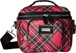 Plaid Print Lunch Tote