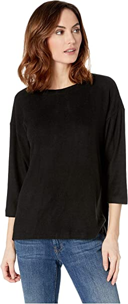 Emmy Pleat Back Pullover