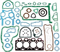 FULL GASKET SET Fits Perkins 4.236 4.248 With Oil Seals