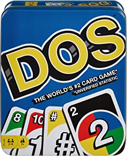 Dos Tin Card Game [Amazon Exclusive]