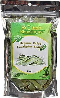 Eucalyptus Leaves for Tea 2.0Oz (56 Grams) from High Nutrition Asian Organic Dried Eucalyptus/Eucalypto Leaves
