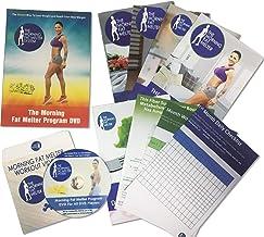 دی وی دی تمرینی Fat Melter Workout for Women - حداقل با 3 پوند در هفته با برنامه کاهش وزن ما - 11 فیلم تمرین + 30 روز برنامه غذایی - 5 دفترچه چاپی و 1 دی وی دی ورزش