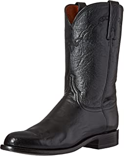 Best lucchese black mens boots Reviews