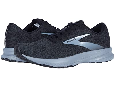 Brooks Launch 7 (Black/Ebony/Ochre) Men