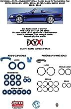 90 91 92 93 Mercedes R129 500SL RH LH Engine WIRING BOX COVER SET B129685