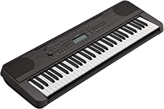 Yamaha PSRE360 61-Key Touch Sensitive Portable Keyboard with