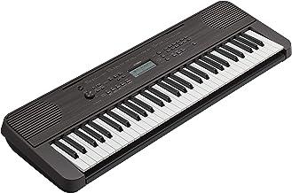 Yamaha PSRE360 61-Key Touch Sensitive Portable Keyboard with