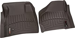 WeatherTech Custom Fit Front FloorLiner for Select Ford Models (Black) - 440021