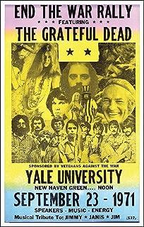 End The War Rally with Janis Joplin, Grateful Dead, Jim Morrison...Yale University 1971 14