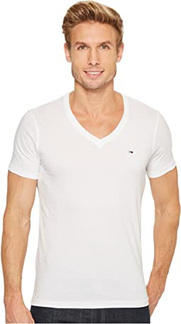 Tommy Hilfiger Denim - Original V-Neck Short Sleeve T-Shirt