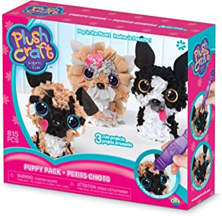 The Orb Factory PlushCraft Puppy Pack (3D)