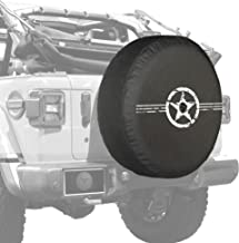 Best 2000 jeep wrangler spare tire cover Reviews