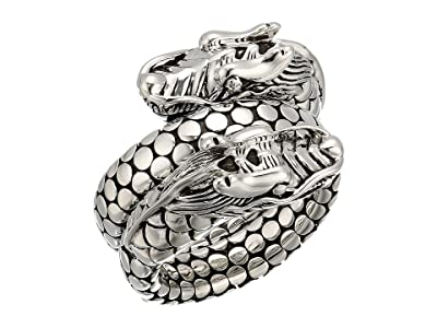 John Hardy Legends Naga Coil Ring (Silver) Ring