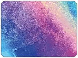 Renkli Tuval | Cam Kesme Tahtası (30cm x 40cm)