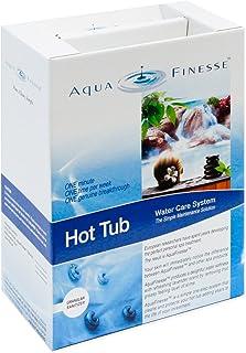 AquaFinesse Hot Tube Water Care Kit -Trichlor (Tabs)