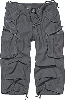 Brandit Industry 3/4 Men's Cargo Short Trousers