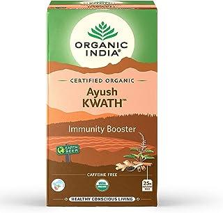 ORGANIC INDIA Ayush KWATH - 25 Tea Bags