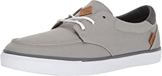 Reef Men's Deckhand 3 | Premium Shoes Classic Styling for Street, Skate, Or Surf Sneaker