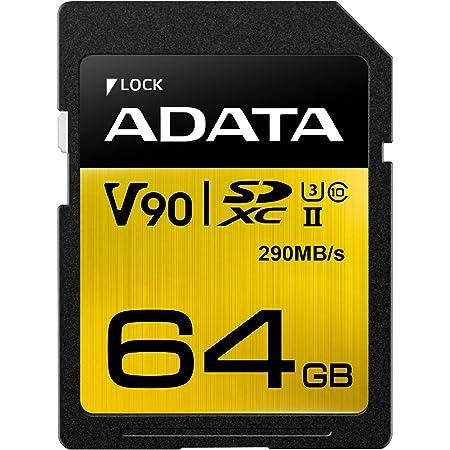 Adata Premier One Class 10 Uhs Ii Sdxc Speicherkarte Computer Zubehör