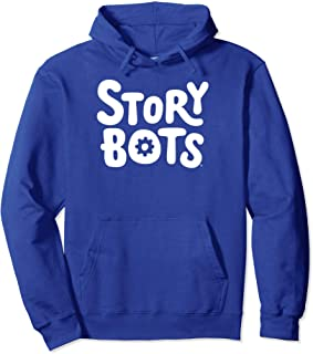 StoryBots Simple Logo Sweat à Capuche