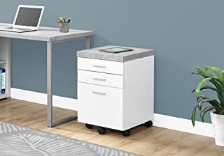 Best 2 drawer white file cabinet Reviews