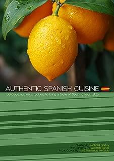 Auténtica cocina española (edición en inglés)