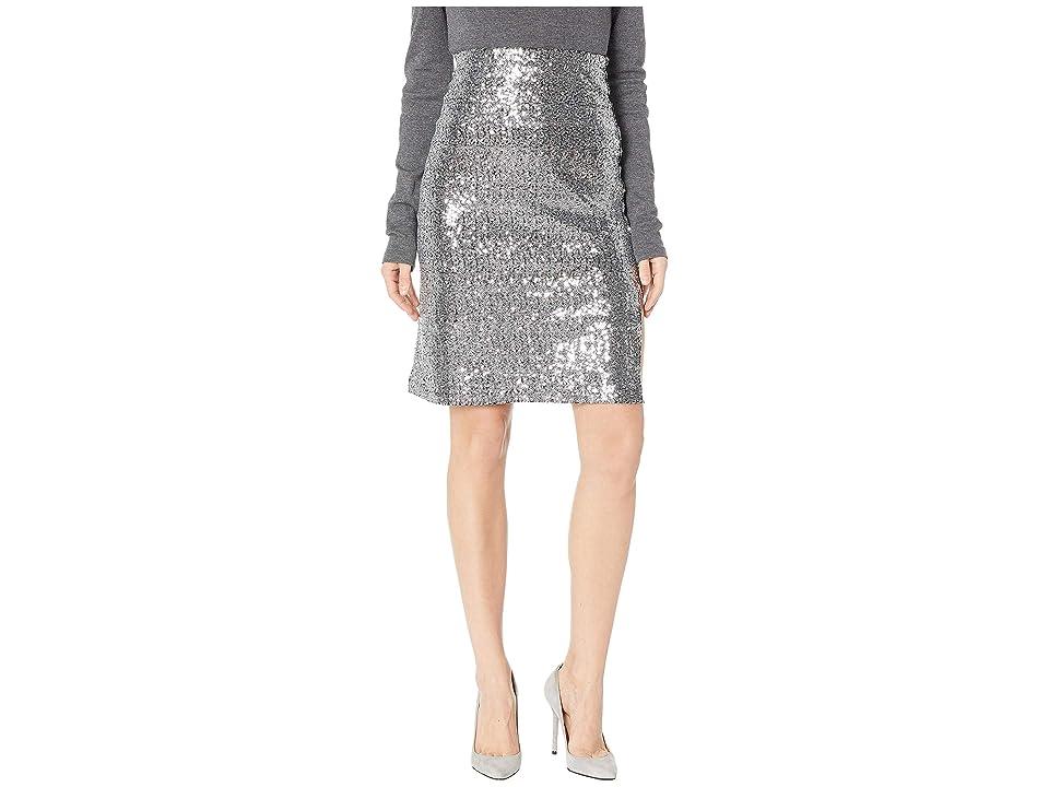 BB Dakota - BB Dakota All Night Sequin Skirt