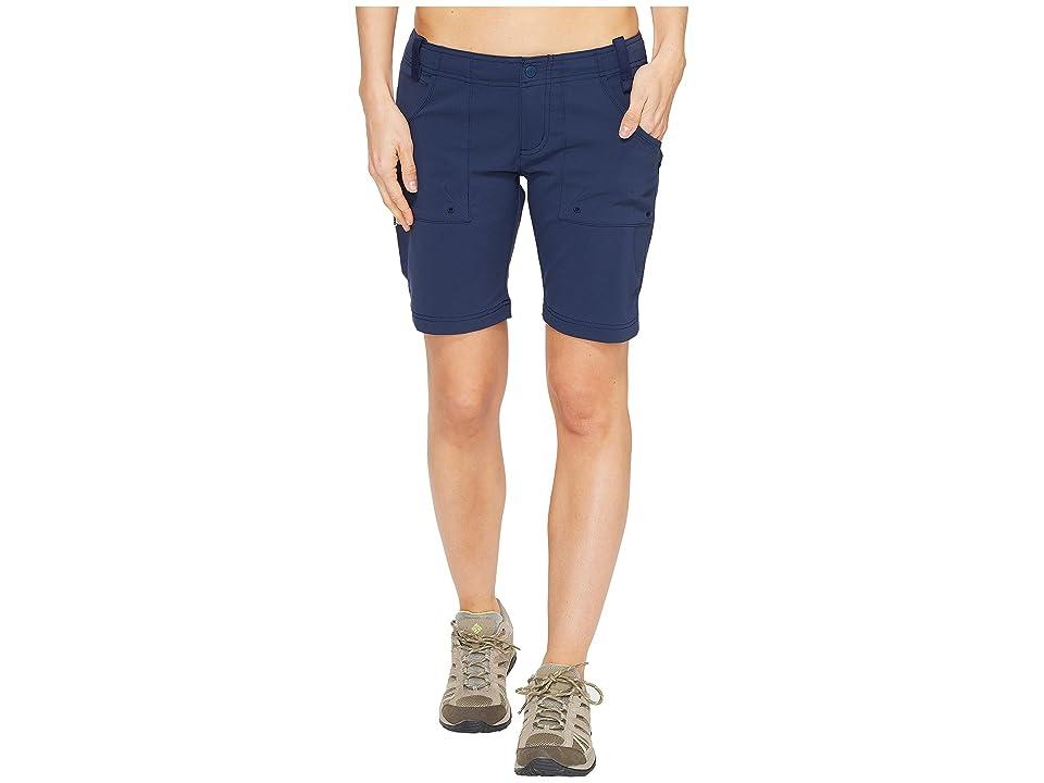 Columbia Ultimate Catch III Shorts (Collegiate Navy) Women