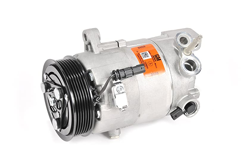 ACDelco 15-22342 GM Original Equipment Air Conditioning Compressor and Clutch Assembly