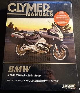 2004-2009 CLYMER BMW R1200 TWINS SERVICE WORKSHOP MANUAL NEW M510