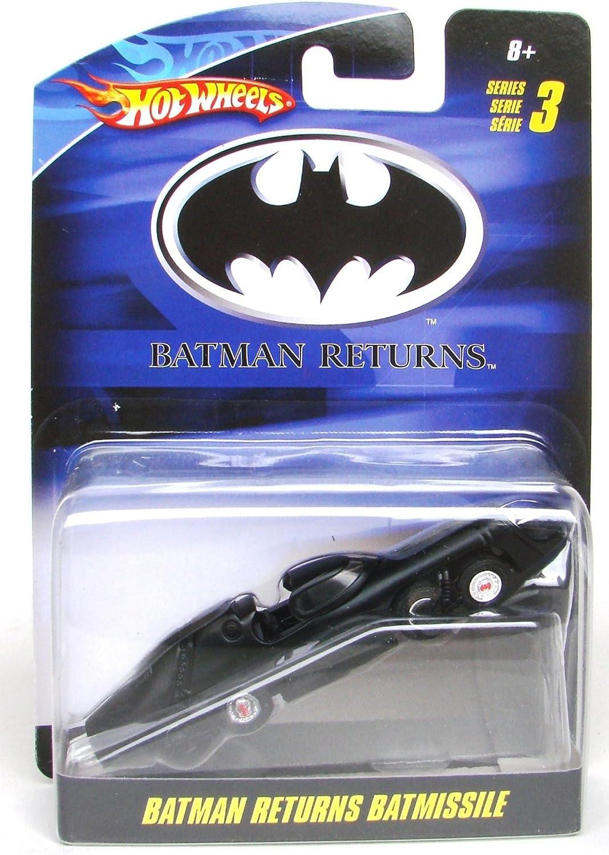 Batman Hotwheels Batman Returns Batmissile Series 3 scale 1 50 by Mattel in 2009