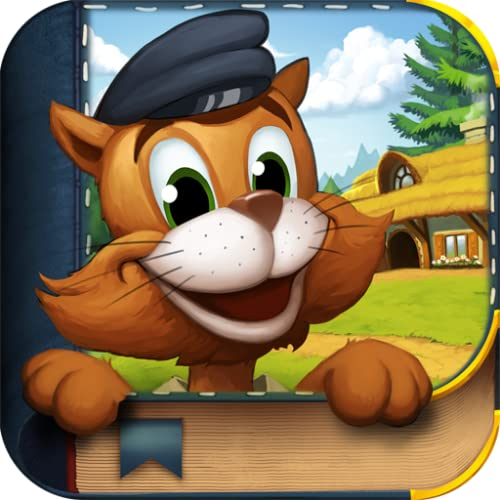 Cat Alvin - best educational interactive storybook for kids, toddlers and preschool children. Learn numbers, counting and generosity.