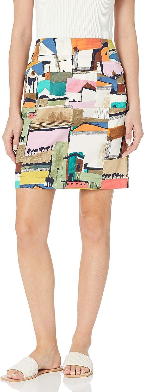 NIC+ZOE Women's Street Seen Skirt