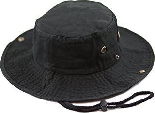 Best black bucket hat with drawstring Reviews