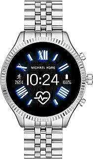 Michael Kors Gen 5 Lexington Smartwatch connectée avec Wear OS de Google et Haut Parleur, GPS, Rythme Cardiaque et Notific...