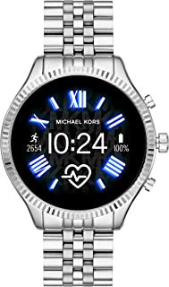 Access Lexington 2 Smartwatch- Powered with Wear OS by Google with Speaker, Heart Rate, GPS, NFC, and Smartphone Notifications