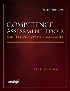 competence assessment tools for health system pharmacies