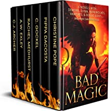 Bad Magic: 6 Novels of Demons, Djinn, Witches, Warlocks, Vampires, and Gods Gone Rogue (English Edition)