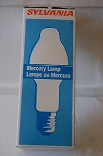 Osram Sylvania GIDDS-684950 Mercury Vapor Lamp, Et23.5, 100W, 130V s, E39 Mogul, Coated, Universal Burn, 3