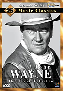 John Wayne: The Ultimate Collectio - 25 Movie Classics
