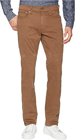 121 Heritage Slim Jeans in Bark