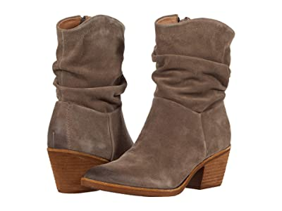 Sofft Aronna Waterproof (Taupe Oiled Cow Suede) Women