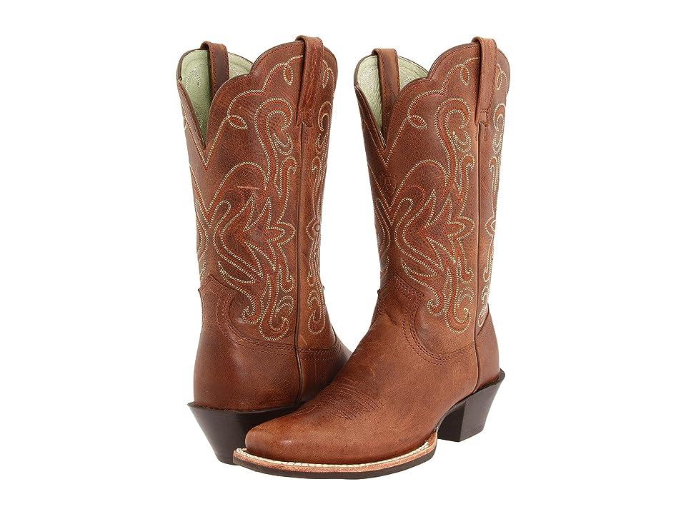 Ariat Legend (Russet Rebel) Cowboy Boots