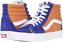 (P&C) Royal Blue/Apricot Buff