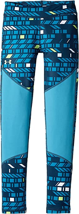Under Armour Kids - Novelty ColdGear Leggings (Big Kids)